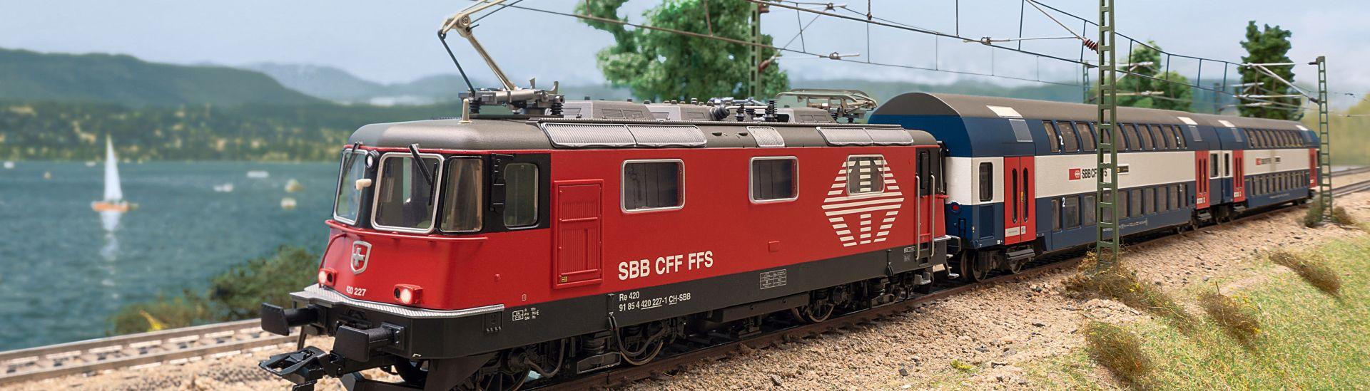 Amiba modelleisenbahn